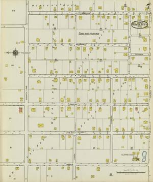 Primary view of object titled 'Royse City 1921 Sheet 7'.
