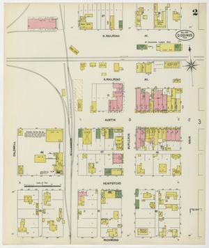 Primary view of Giddings 1901 Sheet 2