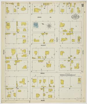 Primary view of object titled 'Lampasas 1902 Sheet 2'.