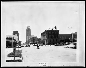 Primary view of object titled 'Downtown Street'.