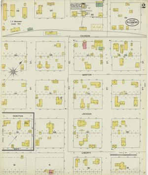 Primary view of object titled 'Richmond 1889 Sheet 2'.