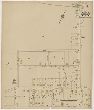 Primary view of object titled 'Lockhart 1922 Sheet 4'.