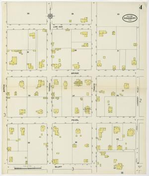 Primary view of Granbury 1910 Sheet 4