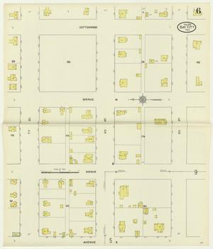 Primary view of object titled 'Bay City 1912 Sheet 6'.