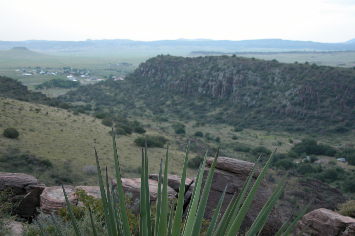 Davis Mountains State Park, taken from Skyline Drive                                                                                                      [Sequence #]: 1 of 1