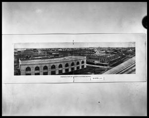 Primary view of object titled 'Aerial View of Abilene's Business Section'.