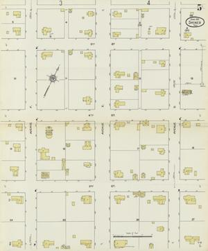 Primary view of object titled 'Shiner 1912 Sheet 5'.