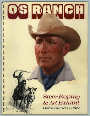 OS Ranch Steer Roping & Art Exhibit, September 30 - October 1, 1978