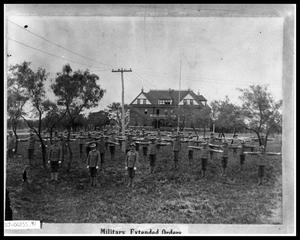 Primary view of object titled 'Soldiers on Field'.