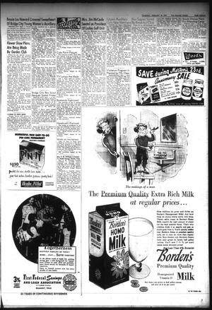 Primary view of The Orange Leader (Orange, Tex.), Vol. 52, No. 35, Ed. 1 Thursday, February 10, 1955