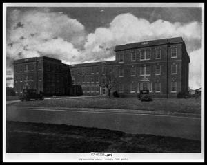 Primary view of object titled 'Ferguson Hall for Men'.