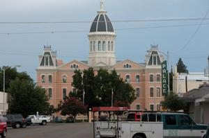 Presidio County Courthouse, Marfa