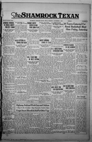 The Shamrock Texan (Shamrock, Tex.), Vol. 29, No. 32, Ed. 1 Thursday, December 8, 1932