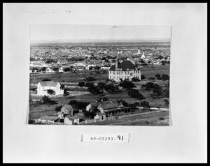 Primary view of object titled 'Aerial View'.