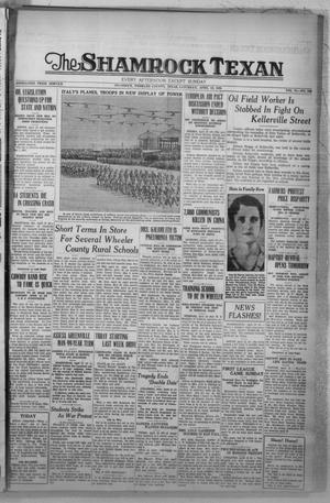 The Shamrock Texan (Shamrock, Tex.), Vol. 31, No. 293, Ed. 1 Saturday, April 13, 1935