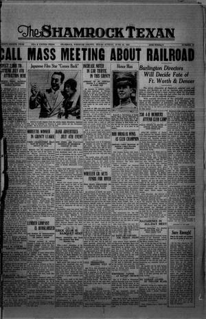 The Shamrock Texan (Shamrock, Tex.), Vol. 28, No. 19, Ed. 1 Sunday, June 28, 1931