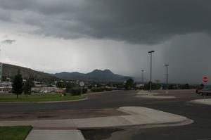 Primary view of West Texas deluge