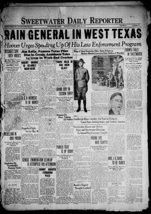 Sweetwater Daily Reporter (Sweetwater, Tex ), Vol  10, No