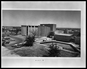 Primary view of object titled 'Behren's Auditorium and Van Ellis Theatre at Hardin-Simmons University'.