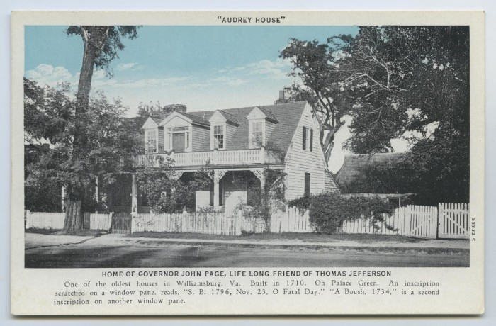 House of Audrey