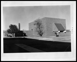 Primary view of object titled 'Marston Gymnasium at Hardin-Simmons University'.