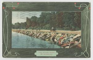 Primary view of object titled '[Postcard of The Shore Road by Norburn]'.