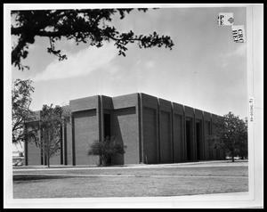 Primary view of object titled 'Richardson Library at Hardin-Simmons University'.