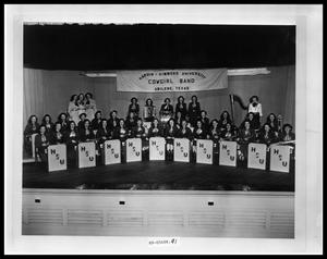 Primary view of object titled 'Hardin-Simmons University Cowgirl Band'.