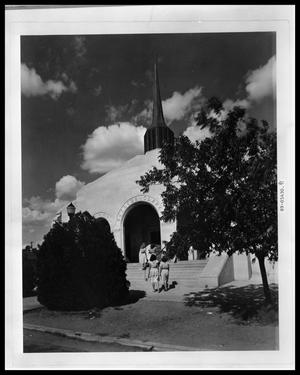 Primary view of object titled 'Behren's Chapel at Hardin-Simmons University'.
