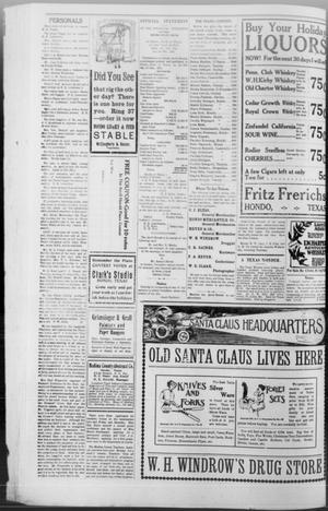 The Hondo Anvil Herald  (Hondo, Tex ), Vol  26, No  19, Ed
