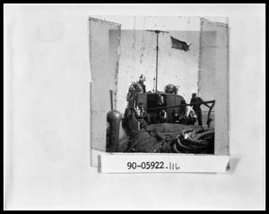 Primary view of object titled 'Military Boat Crew'.