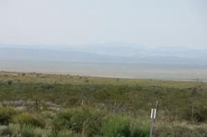 West Texas vista, 40 mi. N of Alpine on Hwy 67