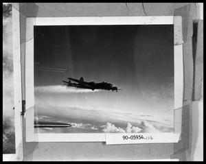 Primary view of object titled 'Planes in Flight'.