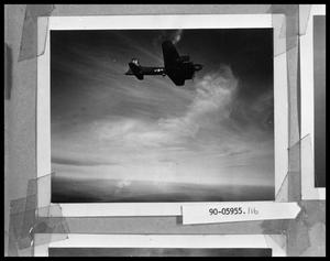 Primary view of object titled 'Plane in Flight'.