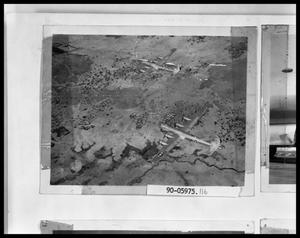 Primary view of object titled 'Aerial View of Planes in Flight'.