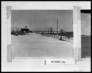 Primary view of object titled 'Beach Front Scene'.