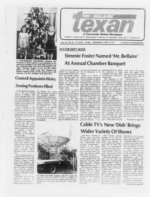 Primary view of object titled 'The Bellaire Texan (Bellaire, Tex.), Vol. 24, No. 32, Ed. 1 Wednesday, December 14, 1977'.