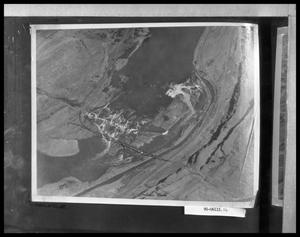 Primary view of object titled 'Aerial View of Waterfall'.