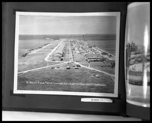 Primary view of object titled 'Aerial View of Military Base'.