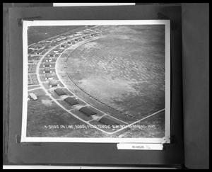 Primary view of object titled 'Aerial View of Air Field'.