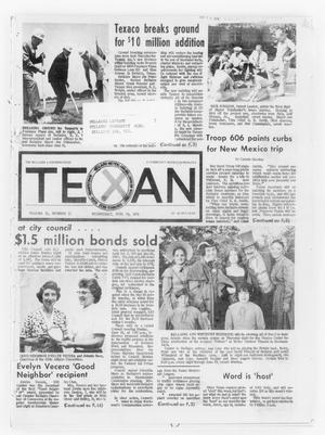 Primary view of object titled 'The Bellaire & Southwestern Texan (Bellaire, Tex.), Vol. 21, No. 11, Ed. 1 Wednesday, June 19, 1974'.