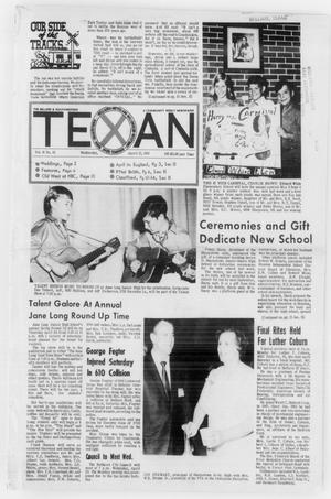 Primary view of object titled 'The Bellaire & Southwestern Texan (Bellaire, Tex.), Vol. 16, No. 10, Ed. 1 Wednesday, April 23, 1969'.
