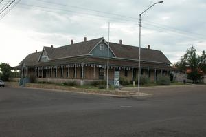 Primary view of object titled 'Annie Riggs Memorial Museum'.