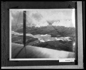 Primary view of object titled 'Aerial View of Lake'.