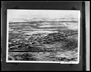 Primary view of object titled 'Aerial View of Air Base'.