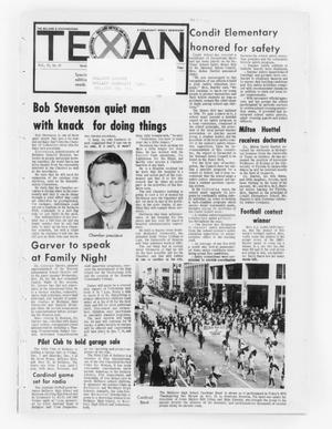 Primary view of object titled 'The Bellaire & Southwestern Texan (Bellaire, Tex.), Vol. 19, No. 35, Ed. 1 Wednesday, November 29, 1972'.