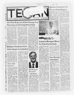 Primary view of object titled 'The Bellaire & Southwestern Texan (Bellaire, Tex.), Vol. 24, No. 39, Ed. 1 Wednesday, June 16, 1976'.
