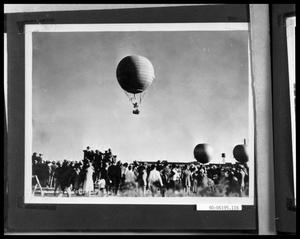Primary view of object titled 'Hot Air Balloon'.