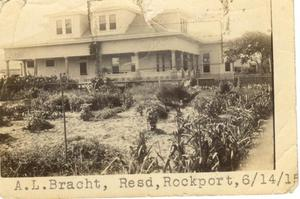 Primary view of object titled '[Bracht House Photograph #3]'.