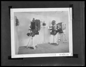 Primary view of object titled 'Movie Projectors'.